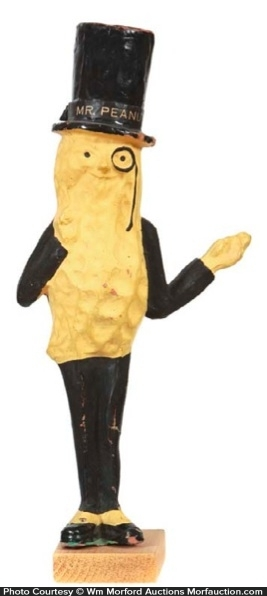 Mr. Peanut Figure
