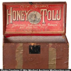 Honey Tolu Gum Trunk