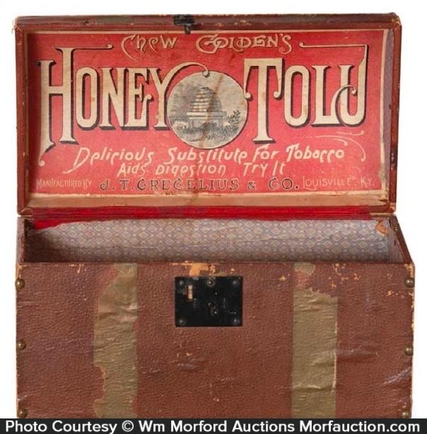 Honey Tolu Gum Trunk