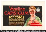 Vaseline Capsicum Jelly Proof Sign