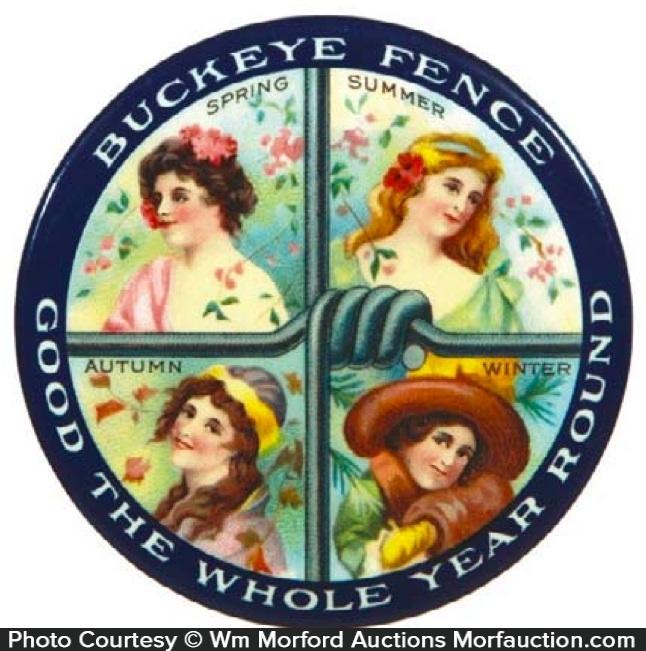 Buckeye Fences Mirror