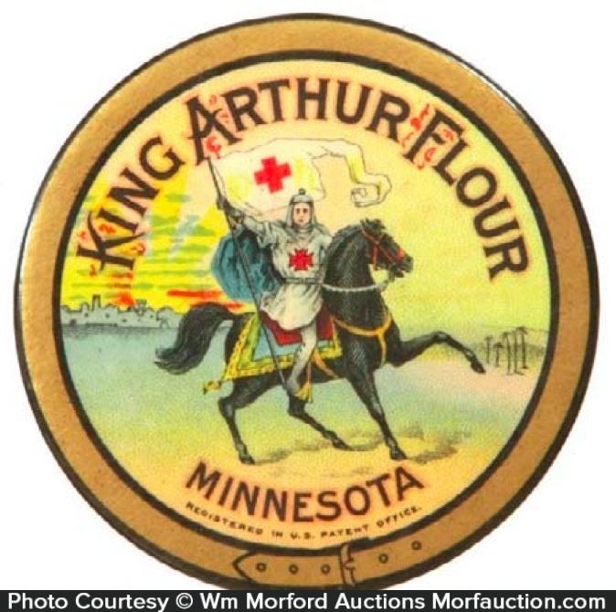 King Arthur Flour Mirror