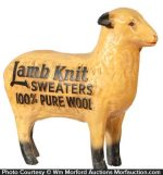 Lamb Knit Sweaters Display