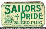 Sailor's Pride Tobacco Tin