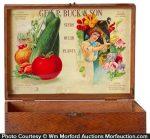 Geo. P. Buck & Son Seed Box
