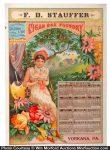 Cigar Box Factory Calendar
