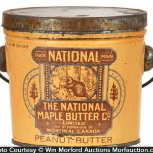 National Peanut Butter Pail
