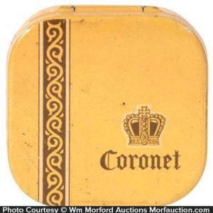Coronet Condom Tin