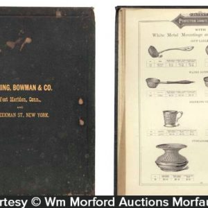 Manning, Bowman Graniteware Catalog