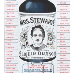 Stewart's Bluing Bill Hook