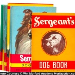 Sergeant's Veterinary Booklets