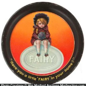 Fairy Soap Tip Tray