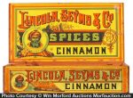 Lincoln Spice Box