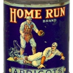Home Run Apricots Can