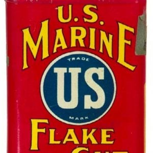 U.S. Marine Tobacco Tin