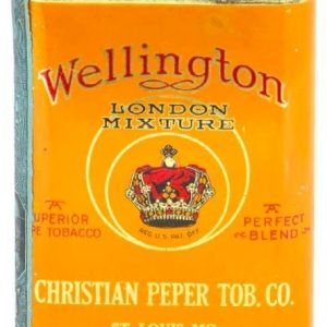 Wellington London Mixture Tobacco Tin