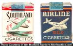 Vintage Airline Cigarettes