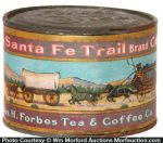 Santa Fe Trail Coffee Can