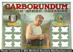 Carborundum Razor Display