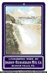 Ingram-Richardson Co. Sign