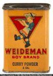 Weideman Boy Spice Tin
