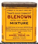Blenown Tobacco Tin