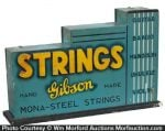 Gibson Music Strings Display