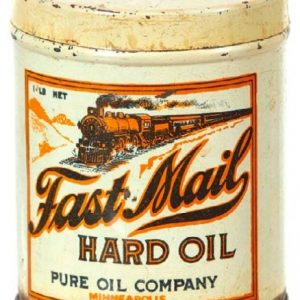 Fast Mail Hard Oil Can