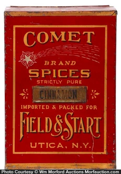Comet Spice Bin