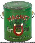 Magnet Tobacco Pail