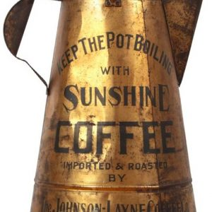 Sunshine Coffee Sign