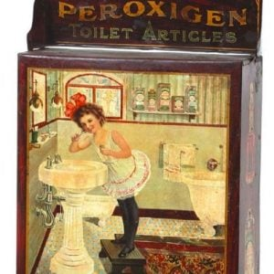 Peroxigen Imperial Crown Cabinet