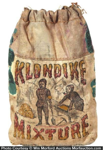 Klondike Mixture Tobacco Pouch