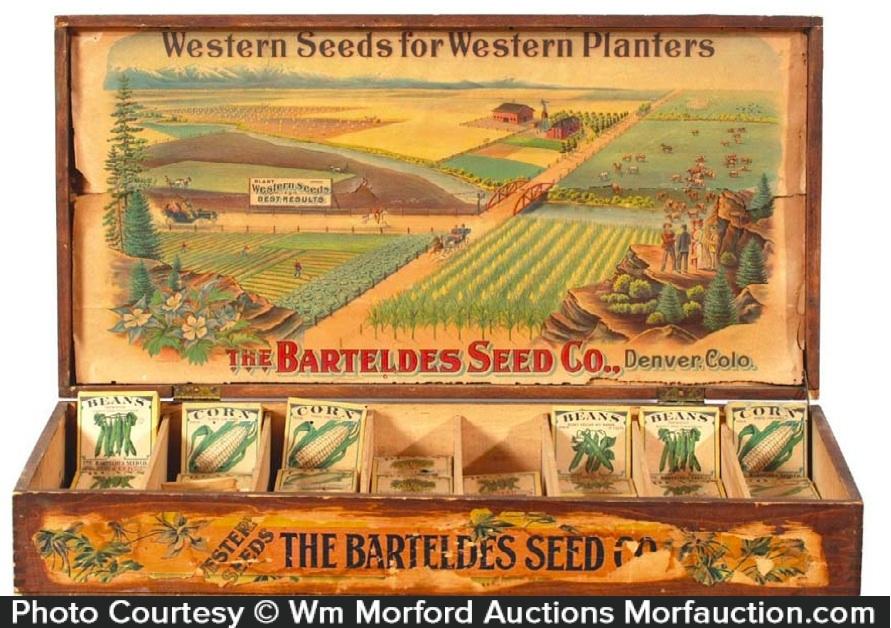 Western Seeds Box
