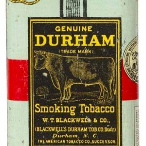 Durham Tobacco Pocket Tin