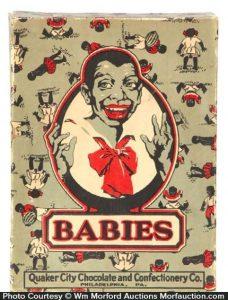 Babies Candy Box