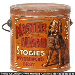 Master Guard Stogies Pail