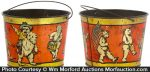 Roosevelt Rough Riders Sand Pail