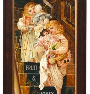 Ogden's Fruit & Honey Tobacco Sign