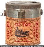 Tip Top Tobacco Pail