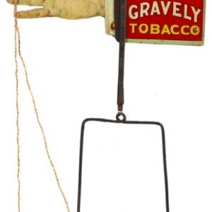 Gravely Tobacco String Holder