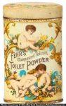 Fehr's Toilet Powder Tin