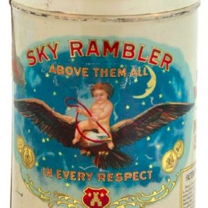 Sky Rambler Cigar Tin