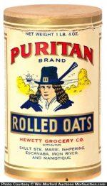 Puritan Oats Box