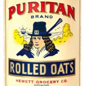 Puritan Oats Box