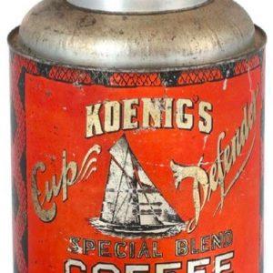 Koenig's Cup Defender Coffee Pail