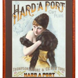 Hard A Port Tobacco Sign