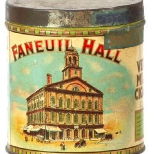 Faneuil Hall Cigar Tin