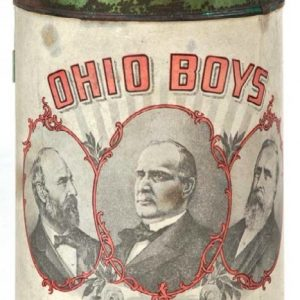 Ohio Boys Cigar Tin