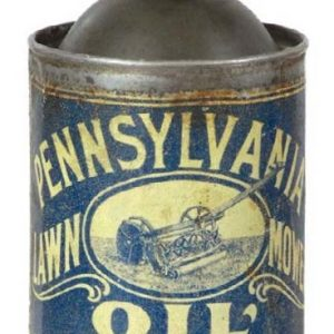 Pennsylvania Lawn Mower Oil Can